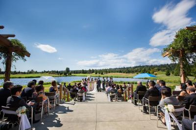 Wedding at Riverway Clubhouse